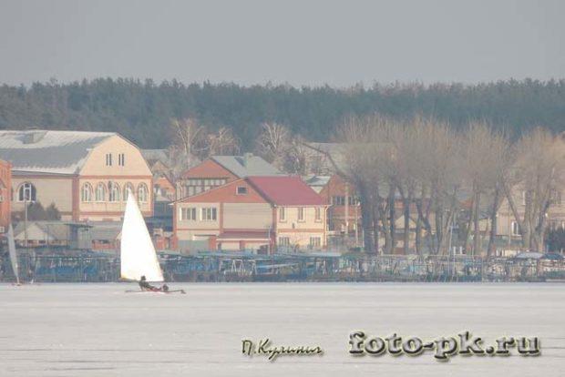 ice-boat